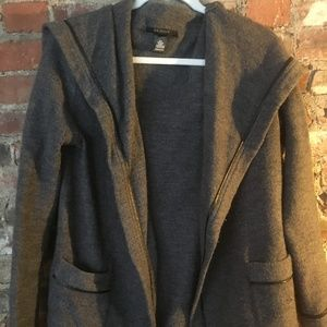 Scoop NYC wool petite cardigan, never worn